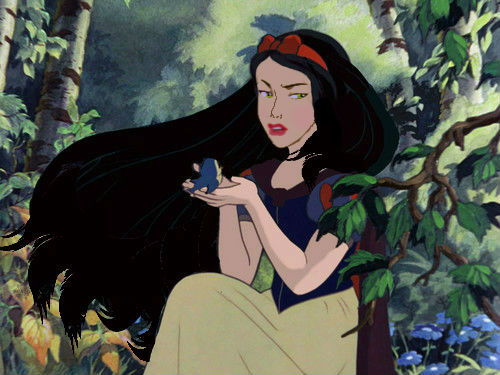 The-Young-Evil-Queen-as-Snow-White-disney-princess-38604780-500-375