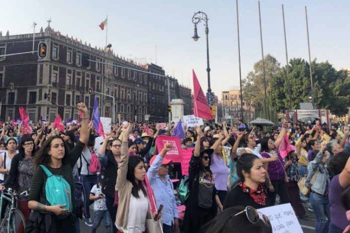 marcha mujeres 2